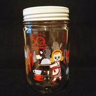 キユーピー(キユーピー)のキューピーマヨネーズ④ 50周年記念 空き瓶  (ノベルティグッズ)