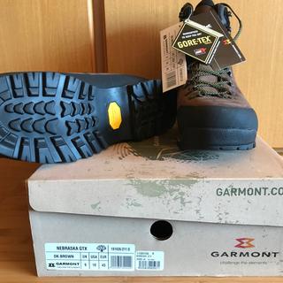 ガルモント(GARMONT)のガルモント ネブラスカGTX (27cm 新品・未使用)(登山用品)