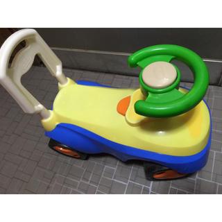 子供4輪車(三輪車)