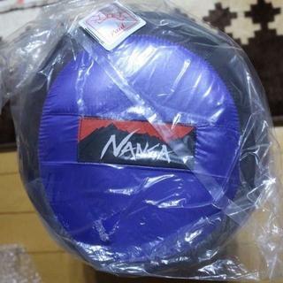 ナンガ(NANGA)のNANGA(ナンガ)ダウンバッグ1100STD ロング 同等品(ショップ別注)(寝袋/寝具)