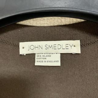 ジョンスメドレー(JOHN SMEDLEY)のジョンスメドレー カーディガン(カーディガン)