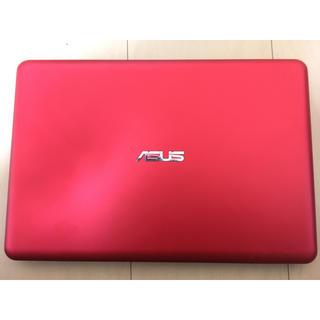 ASUS - ASUS Eeebook X205TA レッド 64GBモデル