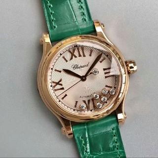 ショパール(Chopard)の新品ショパール  ハッピースポーツ 278573-6001レディース 腕時計  (腕時計)