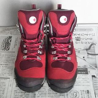 キャラバン(Caravan)のキャラバン 登山靴 レディース23.5cm(登山用品)