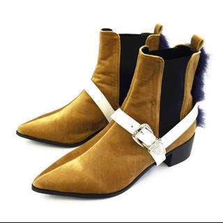 カウイジャミール(KAWI JAMELE)のカウイジャミール ブーツ💛(ブーツ)