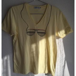 ギルドプライム(GUILD PRIME)のギルドプライム Vネック Tシャツ(Tシャツ/カットソー(半袖/袖なし))