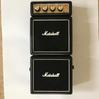 Marshall ミニアンプ スタック MS4(ギターアンプ)