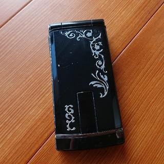 エヌティティドコモ(NTTdocomo)のdocomo f-03b ガラケー FUJITSU(携帯電話本体)