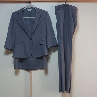 シマムラ(しまむら)のスーツ レディース 3点セット(スーツ)