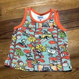 スーパーブーホームズ(SUPER BOO HOMES)のBOOHOMES タンクトップ(110) 12635(Tシャツ/カットソー)