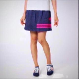 アディダス(adidas)のadidas スカート 新品(ミニスカート)