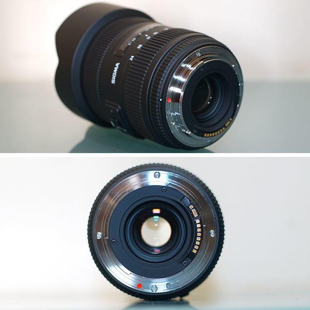 Sigma Sigma 12 24mm F4 5 5 6 Ii Dg Hsm キヤノン用の通販 By まなふぉと シグマならラクマ