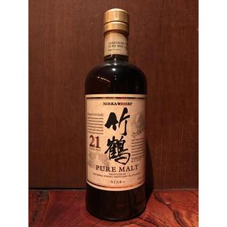 ニッカウイスキー(ニッカウヰスキー)のニッカ 竹鶴21年(ウイスキー)