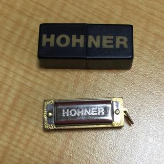 ホーナー ミニチュアハーモニカ(ハーモニカ/ブルースハープ)