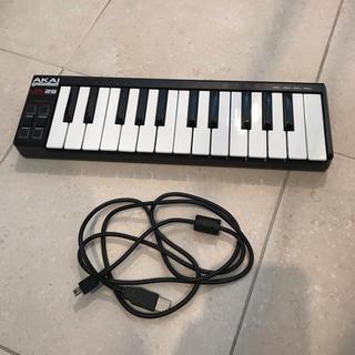 Akai Professional MIDIキーボード 25鍵 LPK25(MIDIコントローラー)