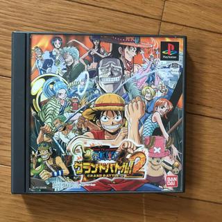 プレイステーション(PlayStation)のONEPEACE グランドバトル2(家庭用ゲームソフト)