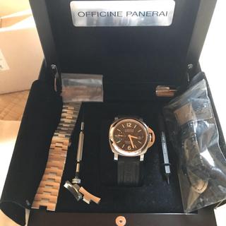 オフィチーネパネライ(OFFICINE PANERAI)のパネライ ルミノールマリーナ(腕時計(アナログ))