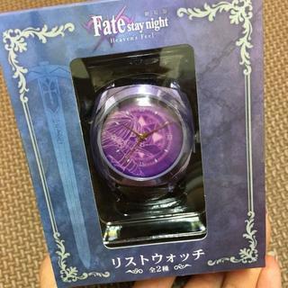 タイトー(TAITO)の『新品未開封』Fate/stay night 劇場版 リストウォッチ(その他)