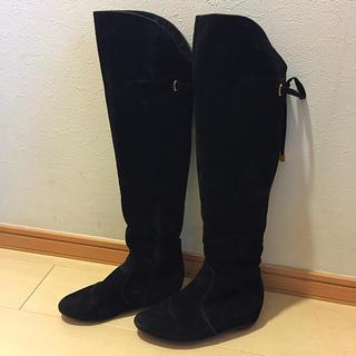 エスペランサ(ESPERANZA)のESPERANZA ニーハイブーツ(ブーツ)