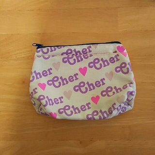 シェル(Cher)のCher  シェル  ポーチ(ポーチ)