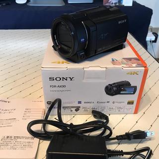 ソニー(SONY)のSONY ビデオカメラ(ビデオカメラ)