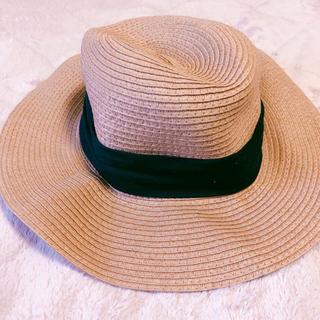 ジーユー(GU)の麦わら帽子 GU(麦わら帽子/ストローハット)