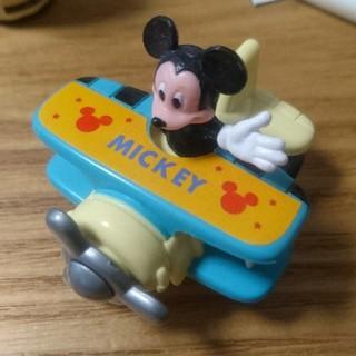 ディズニー(Disney)のミッキー飛行機(模型/プラモデル)