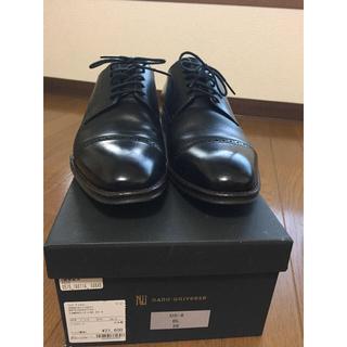 ナノユニバース(nano・universe)のナノユニバース  ビジネスシューズ  ブラック  革靴(ドレス/ビジネス)