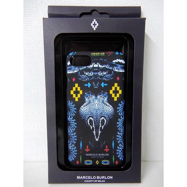 MARCELO BURLON - マルセロバーロン  iPhoneカバー  1点のみの通販 by ララ's shop|マルセロブロンならラクマ