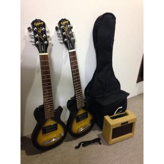エピフォン(Epiphone)のレスポール Epiphone PEE WEE(エレキギター)