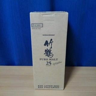 ニッカウイスキー(ニッカウヰスキー)の竹鶴25年です。(ウイスキー)