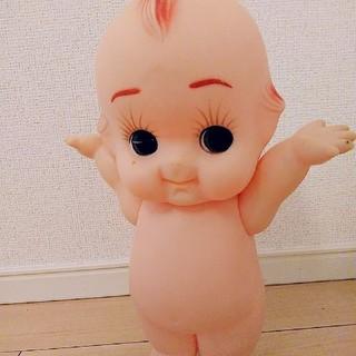 キユーピー(キユーピー)の希少!?プレミア 泣きぼくろキューピー人形(人形)