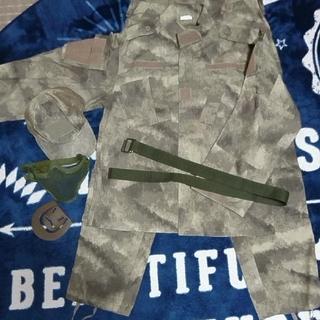 BDU上下セット  A-TACS AU(戦闘服)