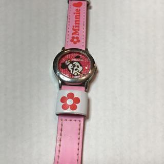 ディズニー(Disney)の【激安‼️】ミニーちゃんの腕時計(腕時計)