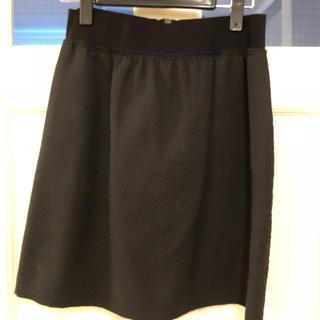 コントワーデコトニエ(Comptoir des cotonniers)のコントワーデコトニエ☆黒スカート(ミニスカート)