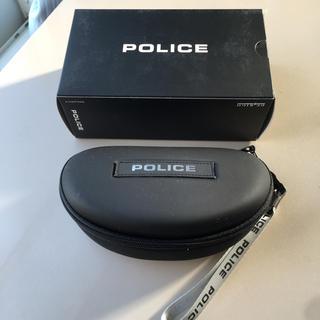 ポリス(POLICE)のポリスSGケース  未使用(サングラス/メガネ)