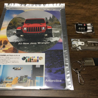 ジープ(Jeep)のjeep ノベルティー(車外アクセサリ)