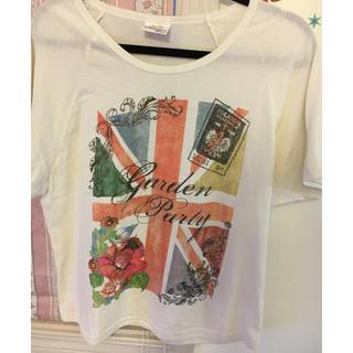 シマムラ(しまむら)の新品未使用 Tシャツ(Tシャツ(半袖/袖なし))