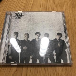 X4 アルバムXTIME(R&B/ソウル)