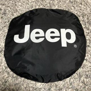 ジープ(Jeep)のjeep純正 グランドチェロキー専用サンシェード(車種別パーツ)