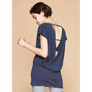 エミアトリエ(emmi atelier)のemmiyoga未使用(Tシャツ(半袖/袖なし))
