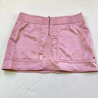 クーカイ(KOOKAI)のKOOKAI クーカイ ピンク ミニスカート(ミニスカート)