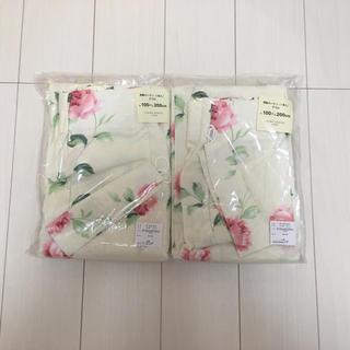 LAURA ASHLEY - ローラアシュレイ♡カーテン