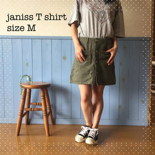 ギャルズビル(GALSVILLE)のJaniss Tシャツ(Tシャツ(半袖/袖なし))