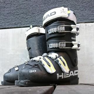 ヘッド(HEAD)のHEAD 子供用スキーブーツ RAPTOR 21.0cm/21.5cm(ブーツ)