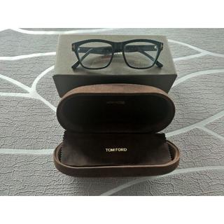 トムフォード(TOM FORD)の美品 Tom Ford メガネ 眼鏡 トム フォード TF5520F(サングラス/メガネ)