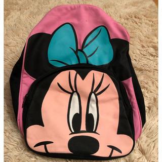 ディズニー(Disney)のミニーマウス  可愛いいリュック(リュックサック)