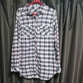 エルプラネット(ELLE PLANETE)のELLE PLANETEのチェックのシャツ(シャツ/ブラウス(長袖/七分))