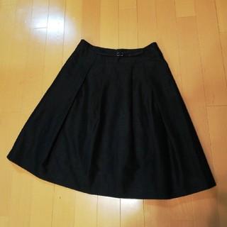 ナラカミーチェ(NARACAMICIE)のナラカミーチェ0黒スカート(ひざ丈スカート)