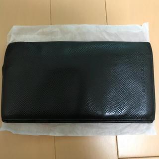 ブルガリ(BVLGARI)の【最終処分価格】ブルガリ 長財布 レザー(長財布)